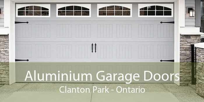 Aluminium Garage Doors Clanton Park - Ontario