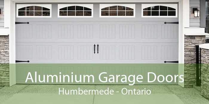 Aluminium Garage Doors Humbermede - Ontario