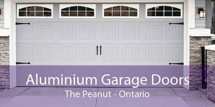 Aluminium Garage Doors The Peanut - Ontario
