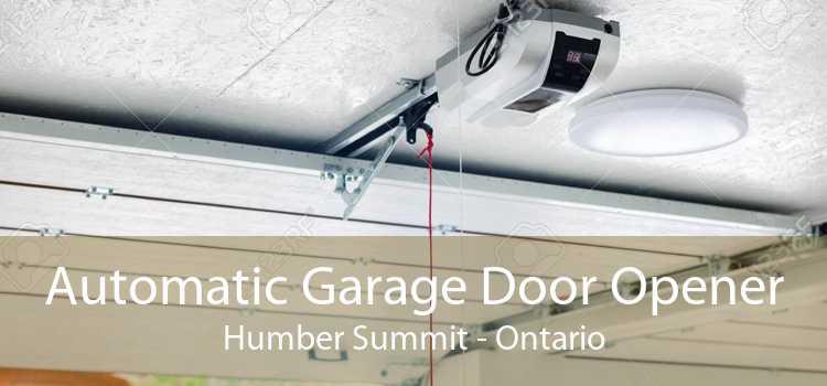 Automatic Garage Door Opener Humber Summit - Ontario