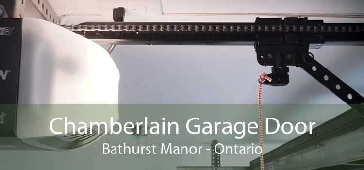 Chamberlain Garage Door Bathurst Manor - Ontario