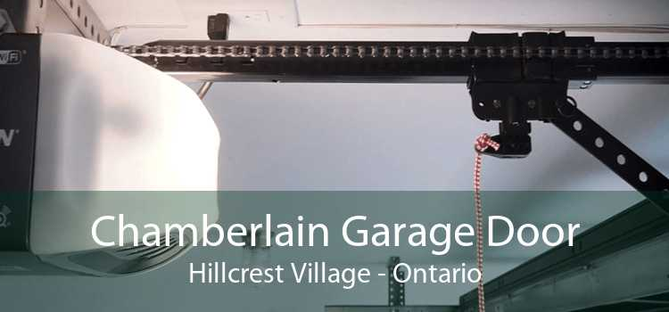 Chamberlain Garage Door Hillcrest Village - Ontario