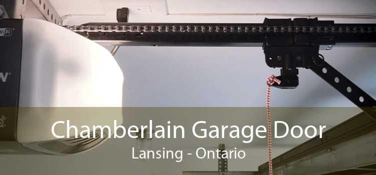 Chamberlain Garage Door Lansing - Ontario