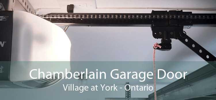 Chamberlain Garage Door Village at York - Ontario