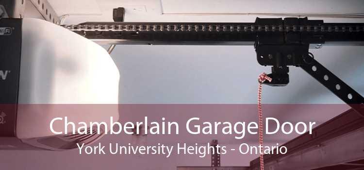Chamberlain Garage Door York University Heights - Ontario
