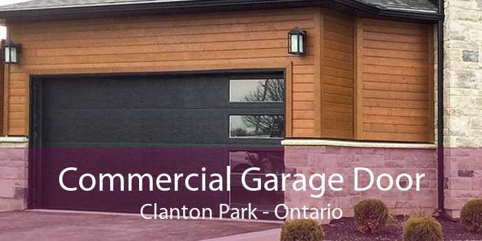 Commercial Garage Door Clanton Park - Ontario