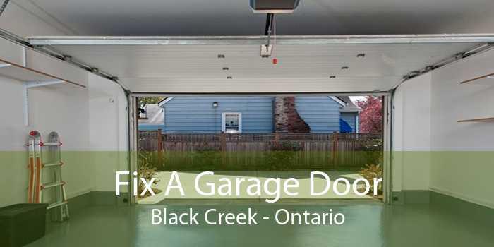 Fix A Garage Door Black Creek - Ontario
