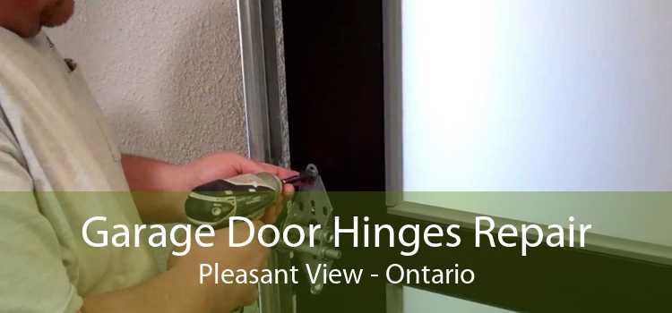 Garage Door Hinges Repair Pleasant View - Ontario