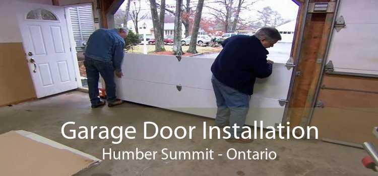 Garage Door Installation Humber Summit - Ontario