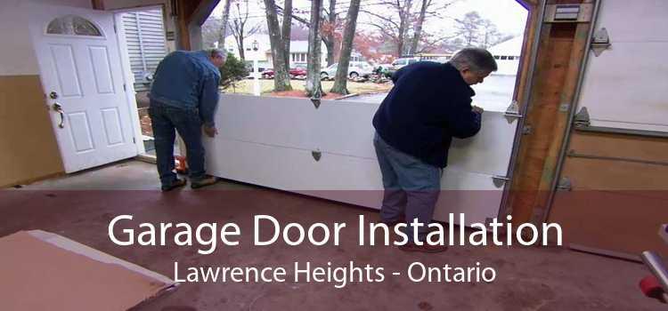 Garage Door Installation Lawrence Heights - Ontario