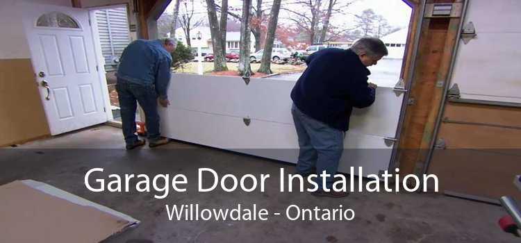 Garage Door Installation Willowdale - Ontario