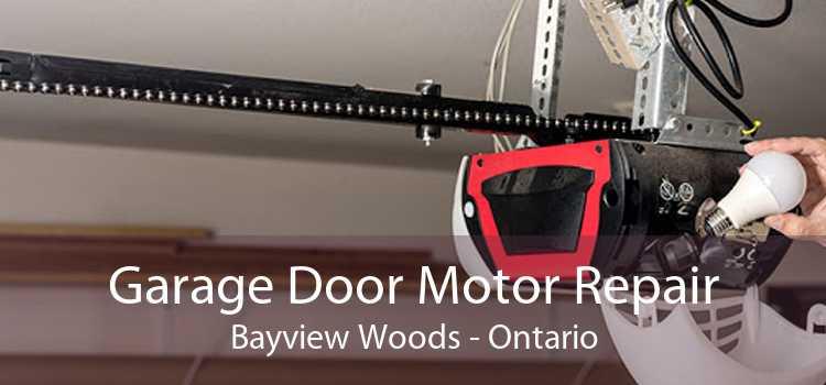 Garage Door Motor Repair Bayview Woods - Ontario