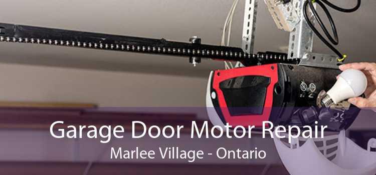 Garage Door Motor Repair Marlee Village - Ontario