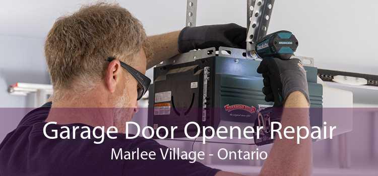 Garage Door Opener Repair Marlee Village - Ontario