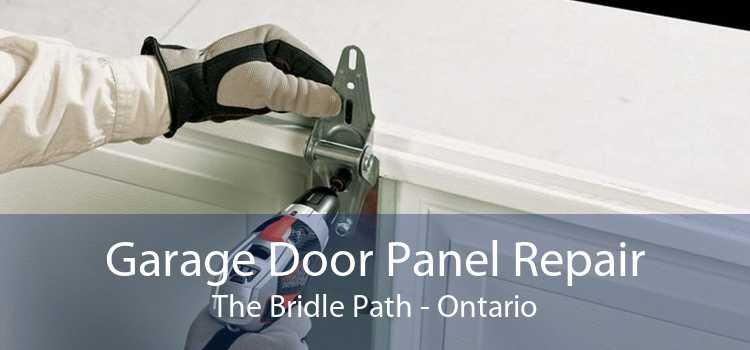 Garage Door Panel Repair The Bridle Path - Ontario