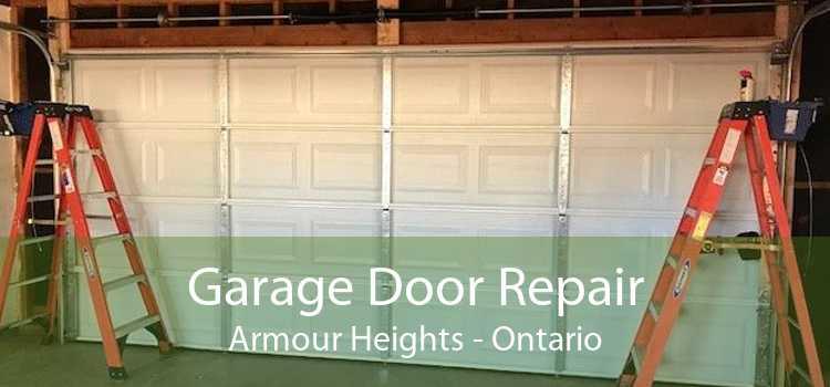 Garage Door Repair Armour Heights - Ontario