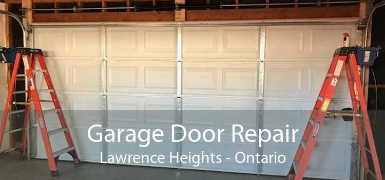 Garage Door Repair Lawrence Heights - Ontario