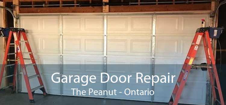 Garage Door Repair The Peanut - Ontario