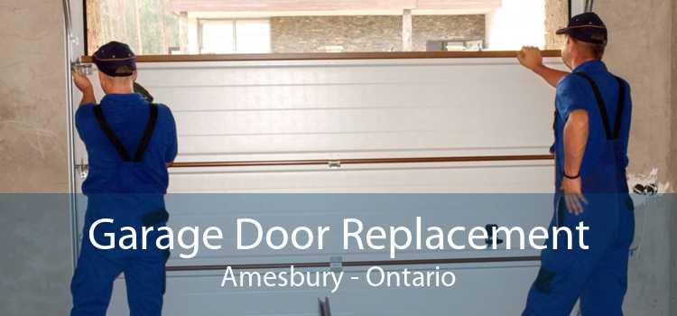 Garage Door Replacement Amesbury - Ontario