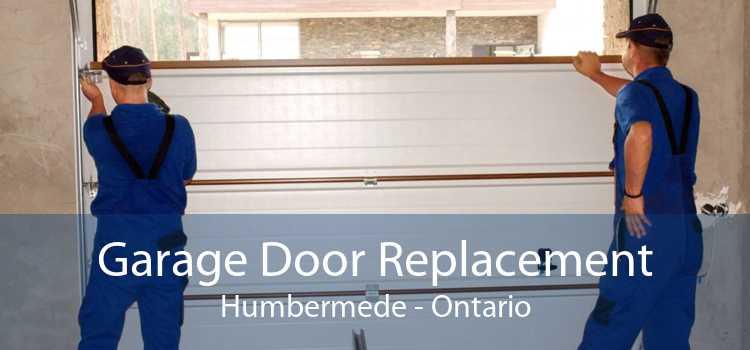 Garage Door Replacement Humbermede - Ontario