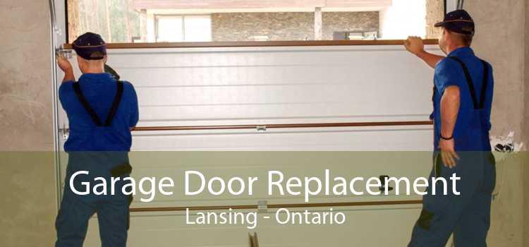 Garage Door Replacement Lansing - Ontario