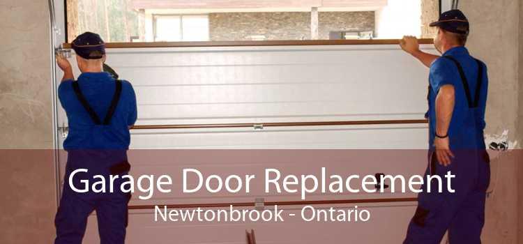 Garage Door Replacement Newtonbrook - Ontario