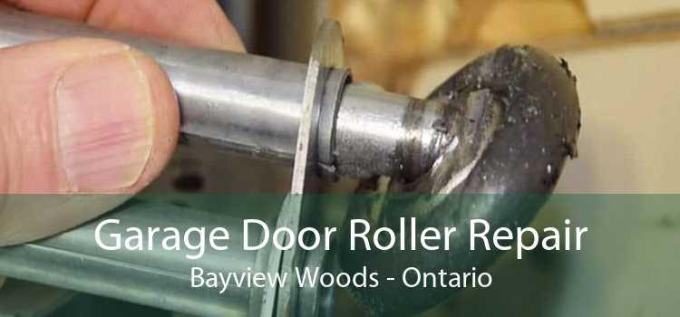 Garage Door Roller Repair Bayview Woods - Ontario