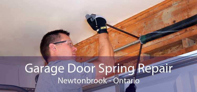 Garage Door Spring Repair Newtonbrook - Ontario
