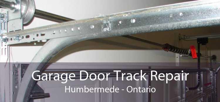 Garage Door Track Repair Humbermede - Ontario