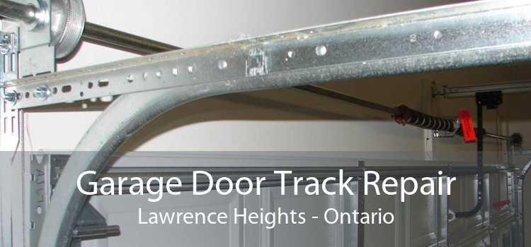 Garage Door Track Repair Lawrence Heights - Ontario