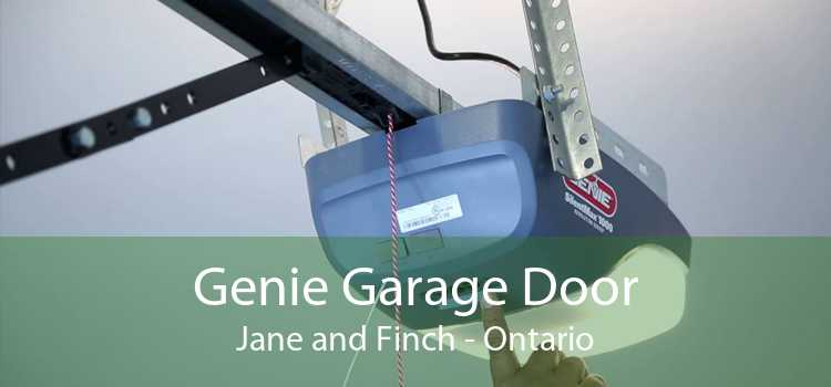 Genie Garage Door Jane and Finch - Ontario