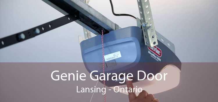 Genie Garage Door Lansing - Ontario