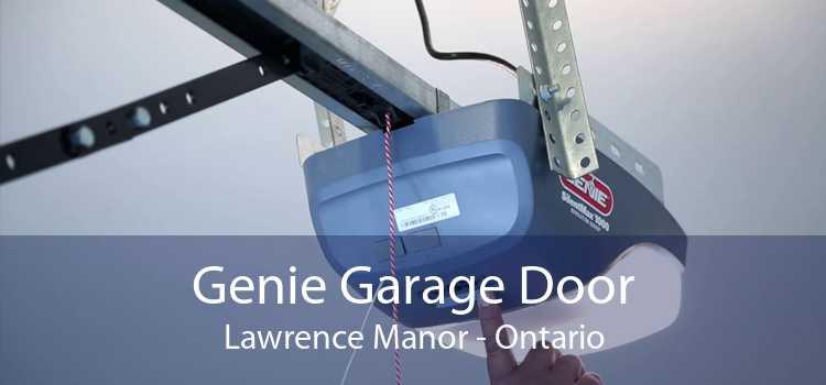 Genie Garage Door Lawrence Manor - Ontario