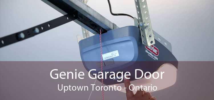 Genie Garage Door Uptown Toronto - Ontario