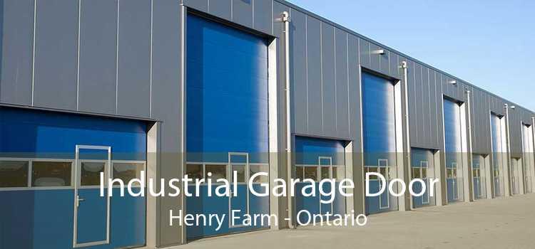 Industrial Garage Door Henry Farm - Ontario