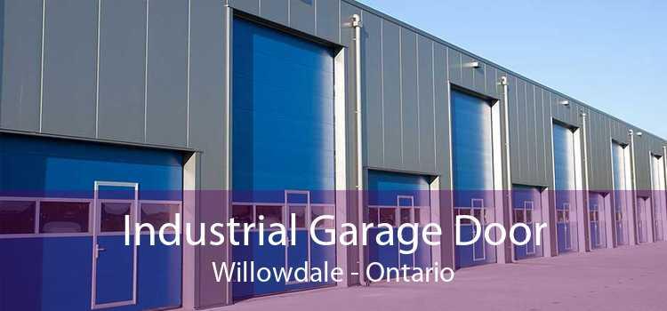 Industrial Garage Door Willowdale - Ontario
