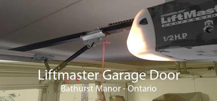 Liftmaster Garage Door Bathurst Manor - Ontario