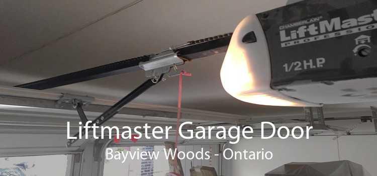 Liftmaster Garage Door Bayview Woods - Ontario