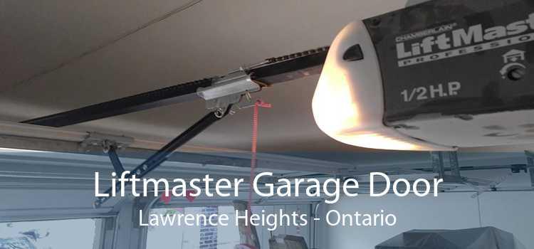 Liftmaster Garage Door Lawrence Heights - Ontario