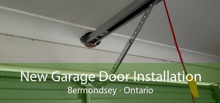 New Garage Door Installation Bermondsey - Ontario