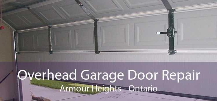 Overhead Garage Door Repair Armour Heights - Ontario