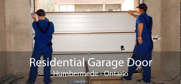 Residential Garage Door Humbermede - Ontario
