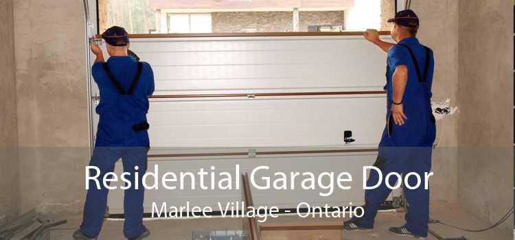 Residential Garage Door Marlee Village - Ontario
