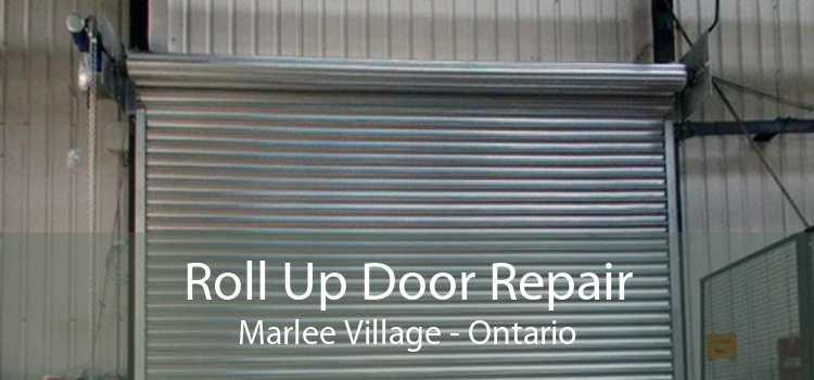 Roll Up Door Repair Marlee Village - Ontario
