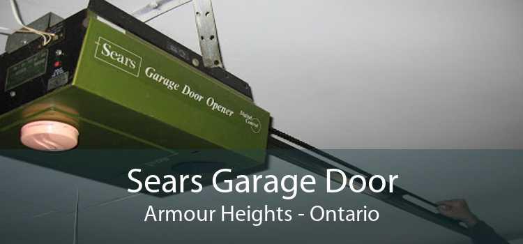 Sears Garage Door Armour Heights - Ontario
