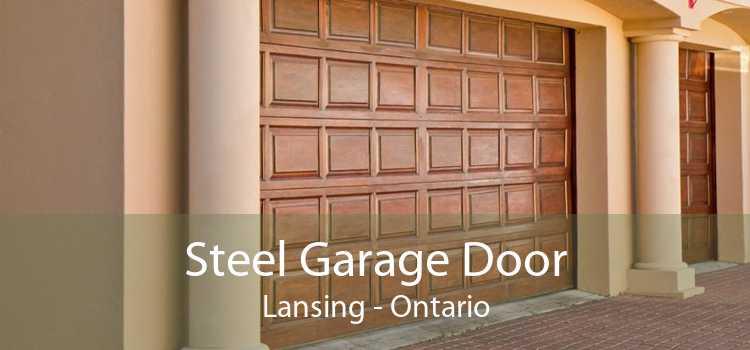 Steel Garage Door Lansing - Ontario